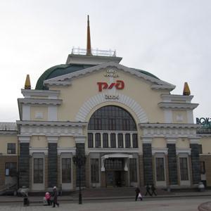Железнодорожные вокзалы Ахтубинска